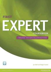 "Cover of the book ""First EXPERT"""